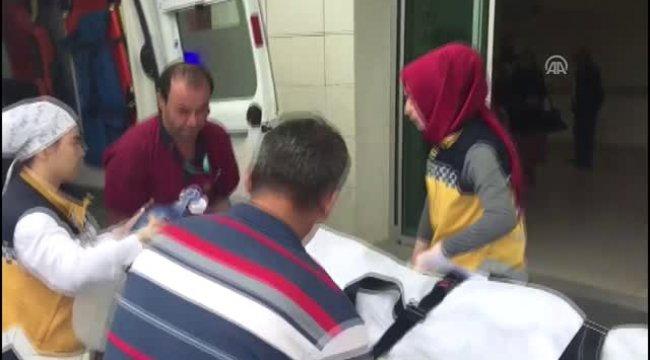 Korganda Patoz Faciası Ağır Yaralandı