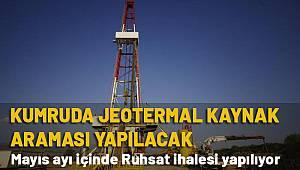 ORDU'DA 2 ADET JEOTERMAL ARAMA RUHSATI VERİLECEK